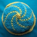 Spiral Sun Hat